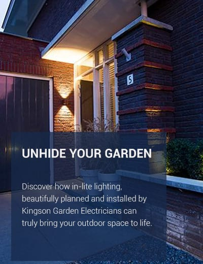 in-lite garden lighting consultancy and installation